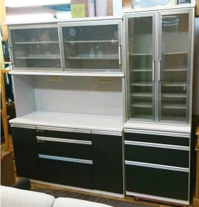 相模原市 キッチンボード/食器棚 家具の出張買取り